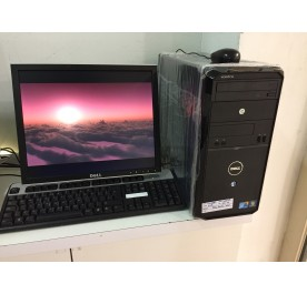 Branded PC - Windows 7 - Core 2 (Refurbished Used)