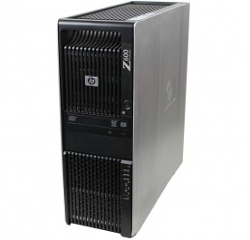 HP Z600 Workstation - Intel Xeon (Refurbished Used)