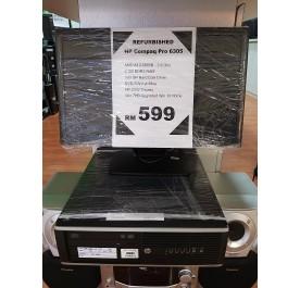 HP Compaq Pro 6305 - AMD A10 3.8Ghz  (Refurbished Used)