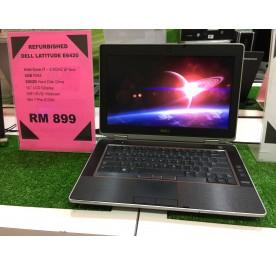 Dell Latitude E6420 (refurbished used) - Core i7 2nd Gen