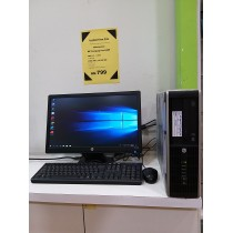 HP Compaq Pro 6305 - AMD A10 (Refurbished Used) ( Promo valid until 30.9.2019 or While Stock Last )